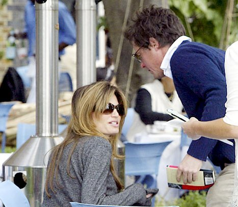 Hugh Grant Proposed to Jemima Khan?!