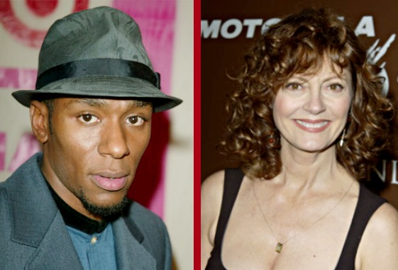 Mos Def and Susan Sarandon Lend Their Names to Combat Childhood Obesity