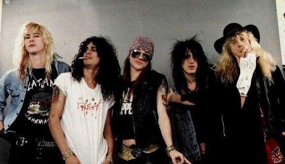 guns n roses original band members