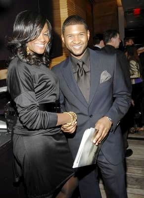 Usher and Tameka Foster Still Together, Still Plan to Wed