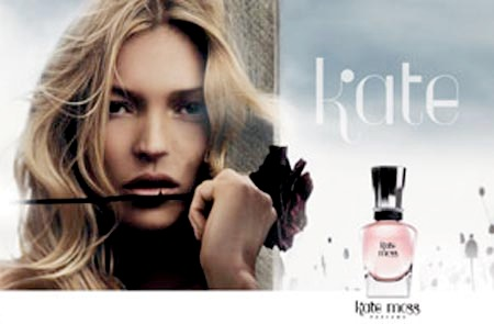Kate Moss Coming Out with Her Own Fragrance