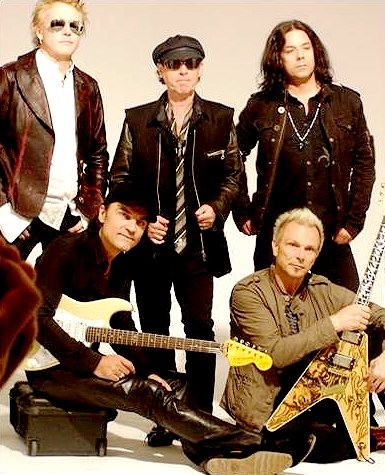 Scorpions to Release New 'Humanity Hour 1' in U.S.