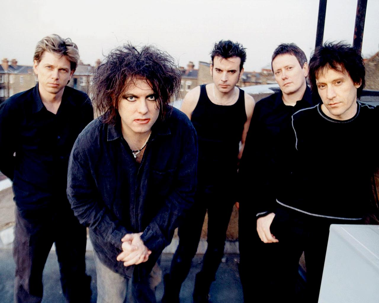 The Cure's 13th Album Postponed to 2008