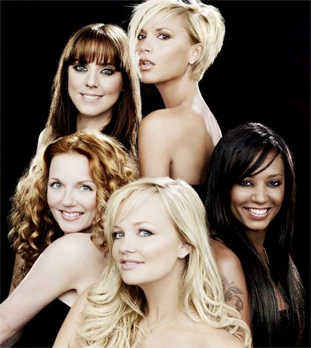 Foto: Spice Girls Confirmed to Perform 2007 CIN Single
