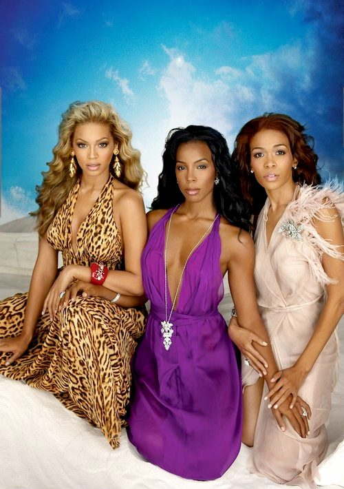 Destiny's Child Reunited at Beyonce's Concert