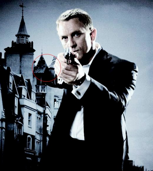 Dan Bradley on Duty for Bond 22 Action Sequences