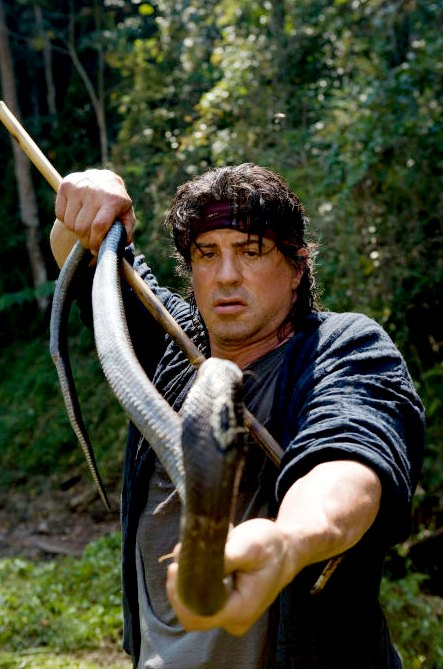 Tons of Actions in New R-Rated John Rambo Trailer