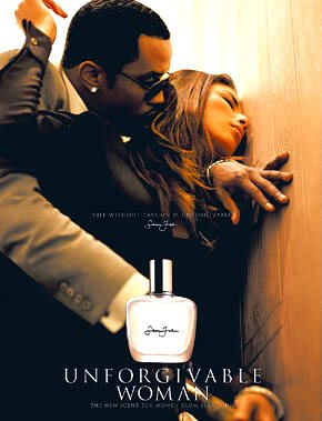 P. Diddy's Raunchy 'Unforgivable' Fragrance Commercial Banned from TV