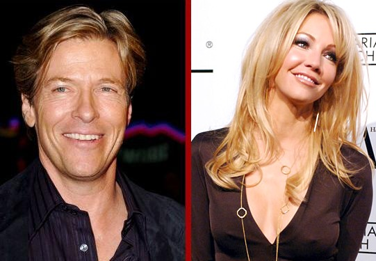 Heather Locklear Confirms Jack Wagner Romance