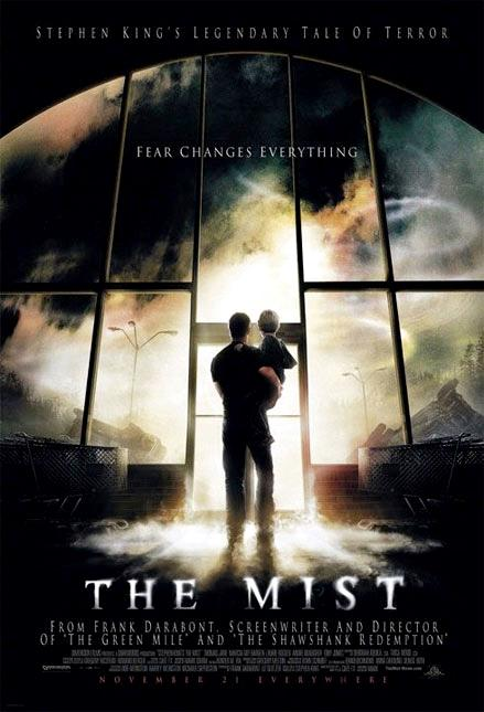 Stephen King's The Mist Film Poster Revealed