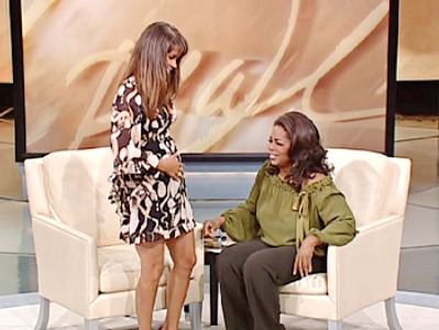Mommy-to-Be Halle Berry's Tell All Interview with Oprah Winfrey