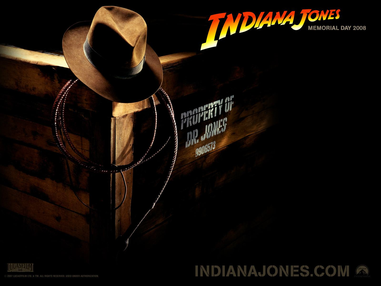 Indiana Jones 4 Materials Stolen, Man Got Arrested