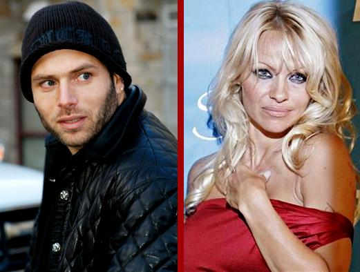 Sex Tape Star Pamela Anderson Ties the Knot with Rick Solomon