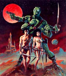 John Carter of Mars Planned to Be a Trilogy at Disney/Pixar
