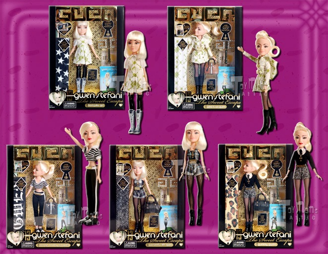 Coming Soon: Gwen Stefani's New Sweet Escape Doll Line