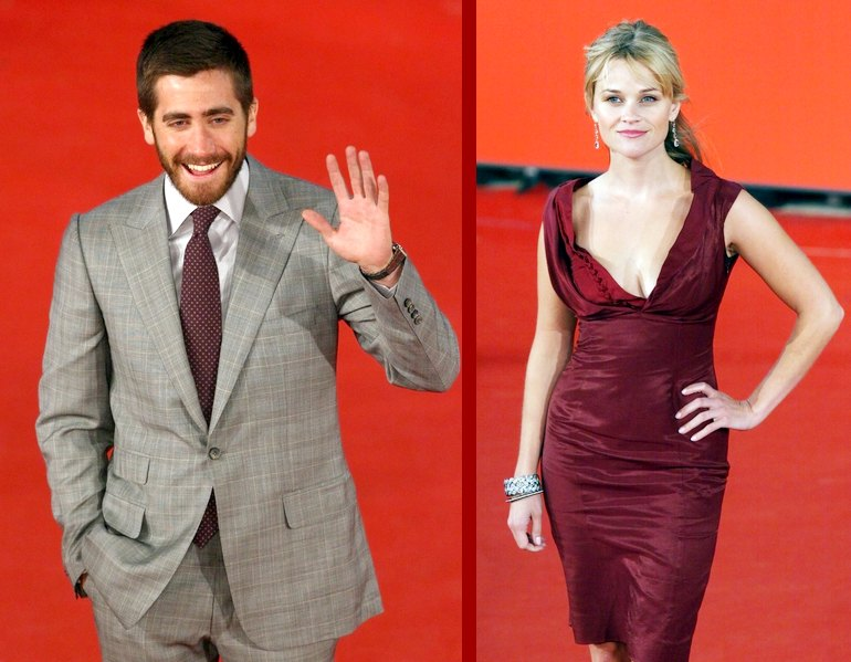 Reese Witherspoon and Jake Gyllenhaal Have Finally Gone Public