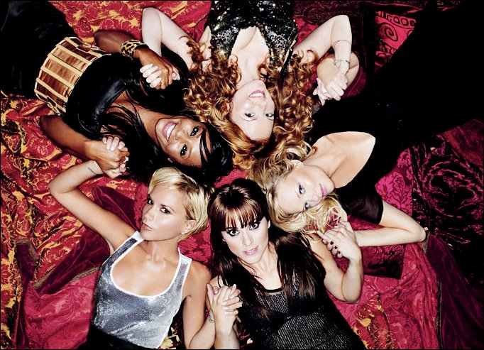 Spice Up Your Year Ahead with the Official 2008 Spice Girls Calendar