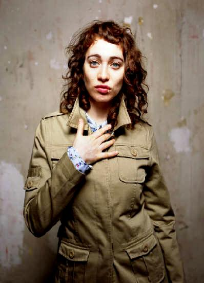 Regina Spektor Collapsed Shortly Before Performing