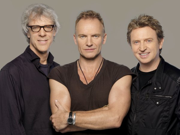 The Police to Close 2008 Isle of Wight