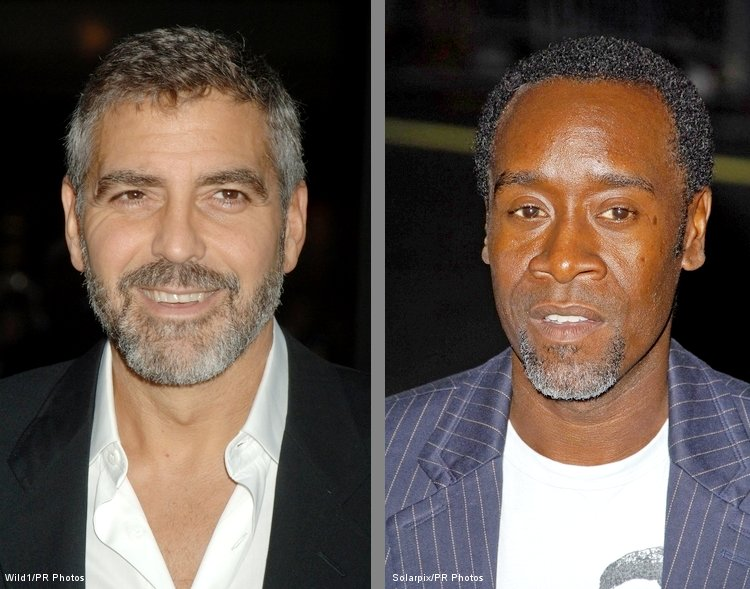 George Clooney and Don Cheadle Honored by Nobel Peace Prize Laureates for Darfur Deeds