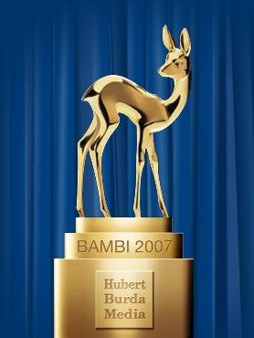 Winners of the 59th Annual Bambi Awards