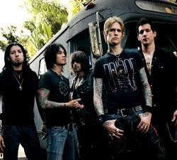 Buckcherry Working on New Album, Premiered 'Sorry' Video