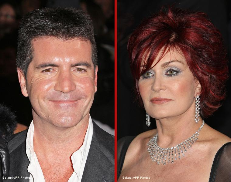 Simon Cowell May Fire Sharon Osbourne From X Factor
