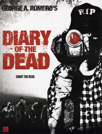 The Trailer of 'Diary of the Dead' Previewed