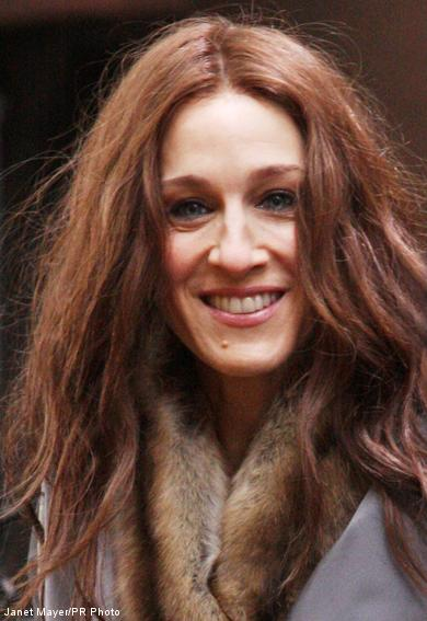Sarah Jessica Parker to Produce a Project Runway-Type Show for the Art World