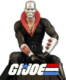 G.I. Joe Starts Filming, Destro Re-Casted!