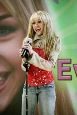Disney's 'Hannah Montana' the Movie Set for Early 2009 Release