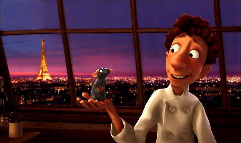 'Ratatouille' Named 2008 Oscar's Best Animated Pic