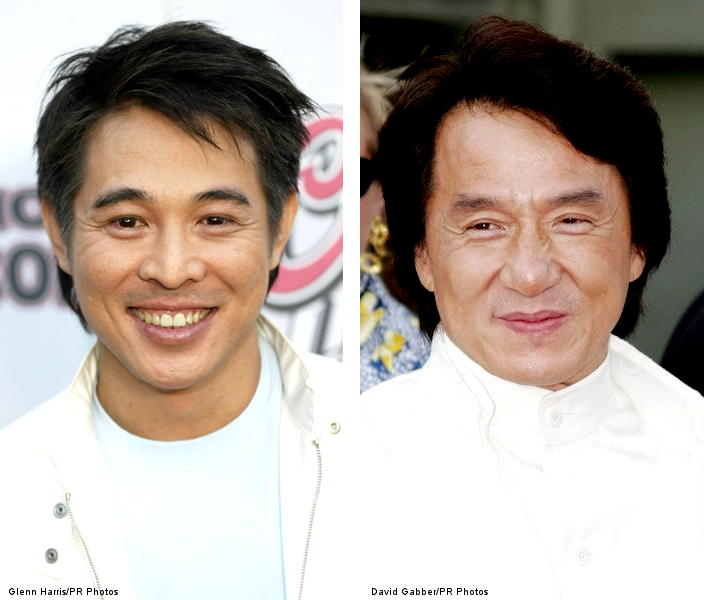 Jet Li and Jackie Chan Re-Teaming for Another Movie?