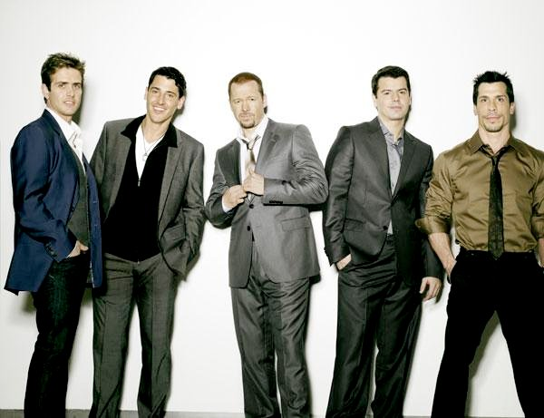 New Kids On The Block Release First Photo in 15 Years