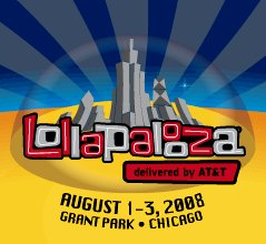 2008 Lollapalooza Festival Line-Up Leaked Out!