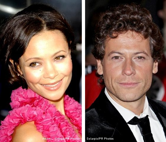 Thandie Newton Becoming Condi, Ioan Gruffudd Takes Blair in 'W'
