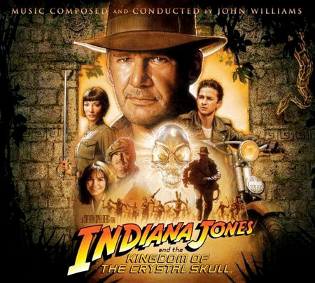 'Indy 4' Soundtrack Available for Pre-Orders