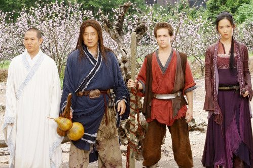 'Forbidden Kingdom' Claims Box Office Glory