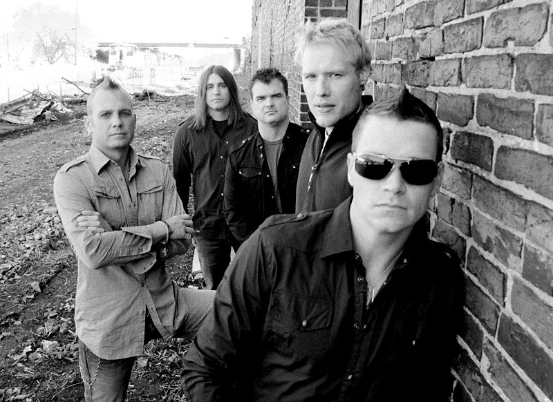 Video Premiere : 3 Doors Down's 'It's Not My Time'