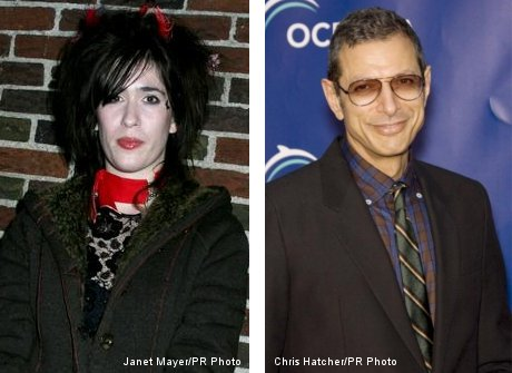 Hot New Hook-Up: Imogen Heap and Jeff Goldblum