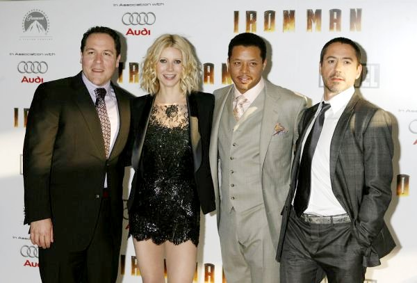 Video: U.K. Premiere of 'Iron Man'