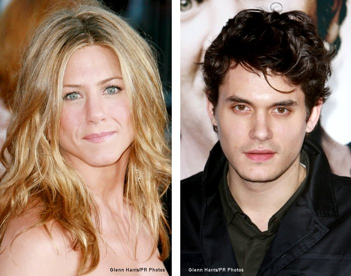 In Touch Weekly Exclusively Exposed Candid Shots of Jennifer Aniston and John Mayer