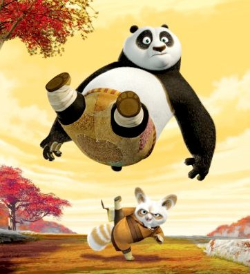Humorous Second Trailer of 'Kung Fu Panda' Arrives