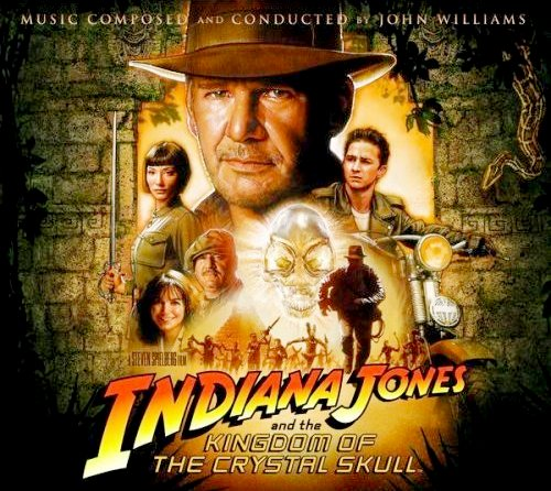 'Indy 4' Soundtrack Songs Previewed
