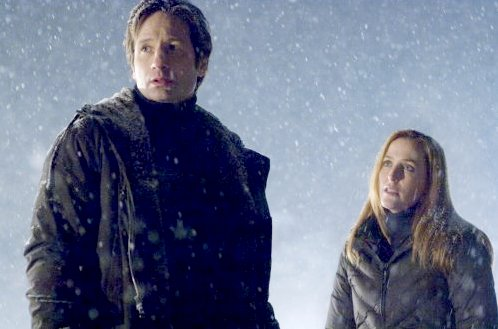 'X-Files 2' Debuted First Trailer Online