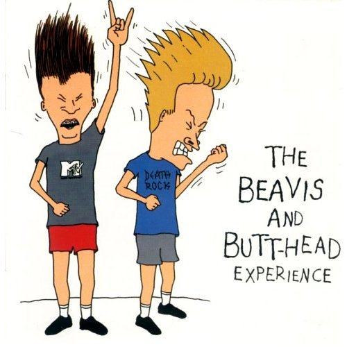 Sarcastic 'Beavis and Butt-head' Going Big Screen Again