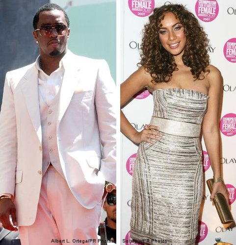 P. Diddy Wants Leona Lewis on His New Album