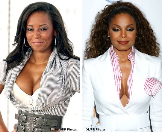 Mel B to Collaborate With Janet Jackson in New Album