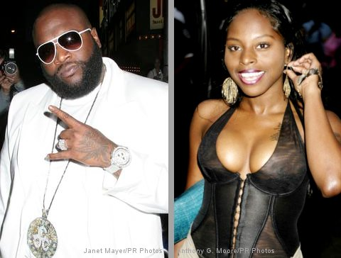 Rick Ross and Foxy Brown Are Dating, Sources Confirmed