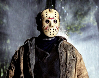 'Friday the 13th' Video: A Glimpse of Voorhees' Mask